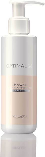 Oriflame Sweden Clear White Lightening Cleansing Foam Face Wash