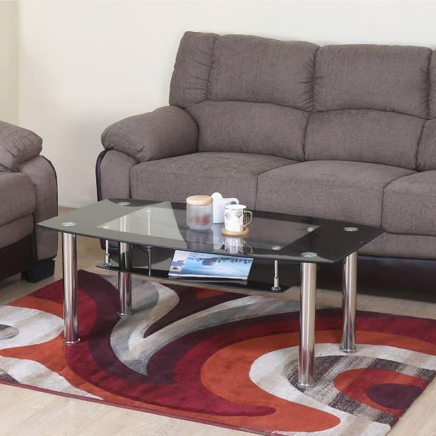 Nilkamal Cyrus Glass Coffee Table