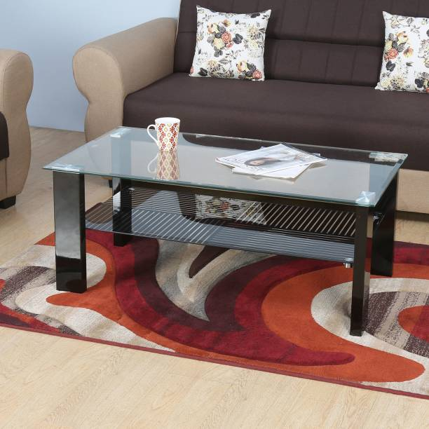 Nilkamal Ella Glass Coffee Table