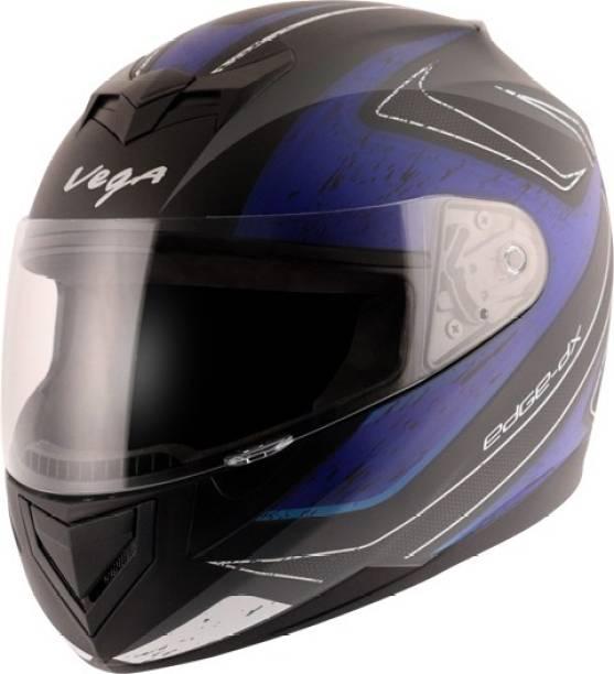 VEGA Edge Dx Crystal Motorbike Helmet