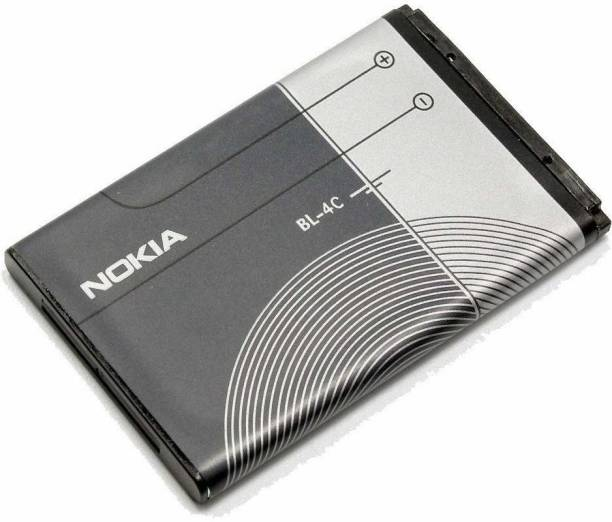 GIFFEN Mobile Battery For  NOKIA 6131, 6136, 6170, 6260 BL-4C