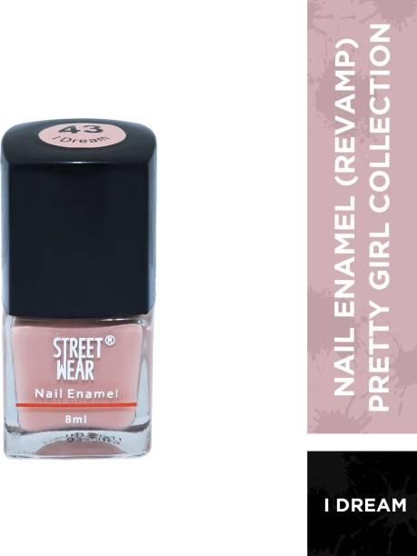 street wear Nail Enamel (Revamp) pretty Girl Collection I Dream