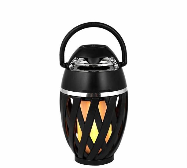 IMMUTABLE Flame HD Atmosphere Torch Bluetooth 4.2 Portable Outdoor Speaker 20 W Bluetooth Speaker