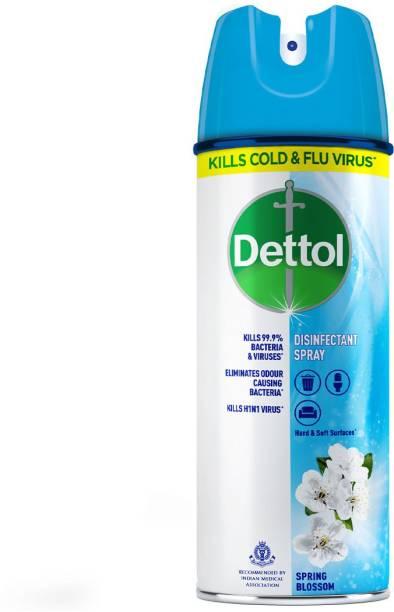 DETTOL Multi-Purpose Spring Blossom Disinfectant Spray For Hard & Soft Surfaces, Original Pine