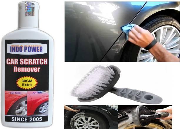 INDOPOWER Liquid Car Polish for Leather