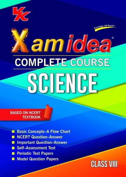 Xam Idea Science Class-8