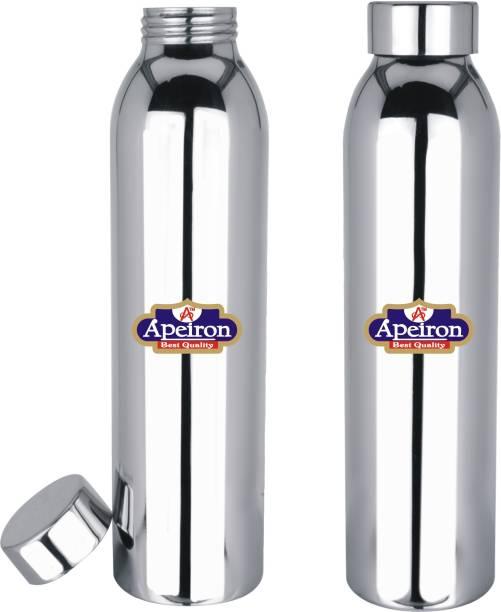 Apeiron Jointless Mirror Shine Stainless Steel Water Bottle 1000 ml Bottle