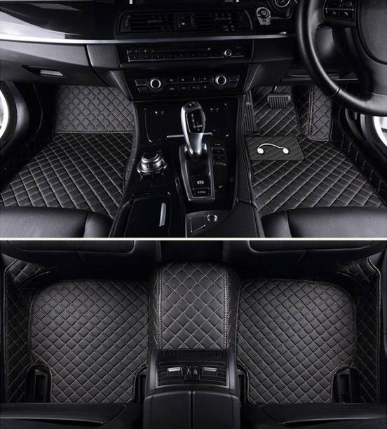 AutoFurnish Leatherite 5D Mat For  Hyundai Verna