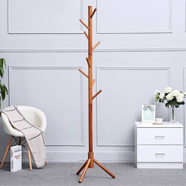 Styleys Solid Wood Coat Stand