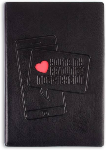 doodle Beeping Love Notebook B6 Notebook Ruled 192 Pages