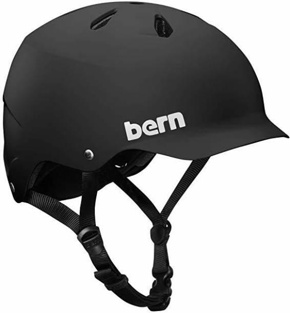 Bern Watts EPS Skate Helmet -- black - large [CAT_6484] Skating Helmet