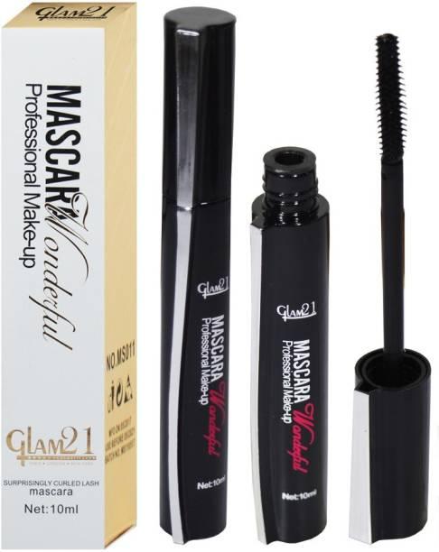 glam21 Professional Makeup Mascara 10 ml