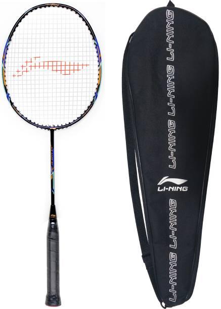 LI-NING PVS Junior 901 - PV Sindhu Signature Series Black, Blue Strung Badminton Racquet