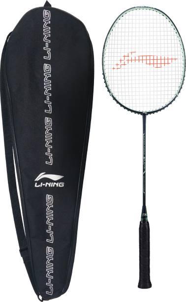 LI-NING Super Force 87 PLUS Purple, Silver Strung Badminton Racquet