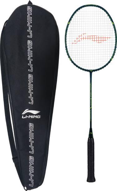 LI-NING Super Force 87 PLUS Blue, Yellow Strung Badminton Racquet