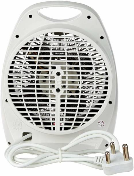 ORPAT 1250 ROOM HEATER 2000-Watt Electrical Fan Heater (White) Fan Room Heater