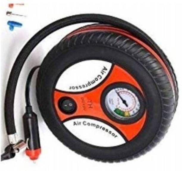 Misaki 260 psi Tyre Air Pump for Car & Bike