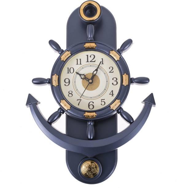 Flipkart SmartBuy Analog 39 cm X 26 cm Wall Clock