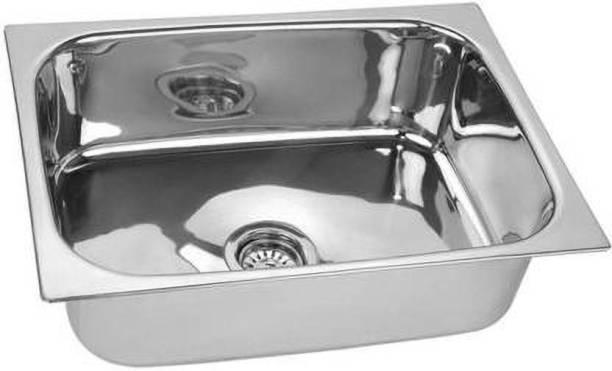 Dharaware 24x18x9 Kitchen Wash Basin 24x18x9 regular Vessel Sink