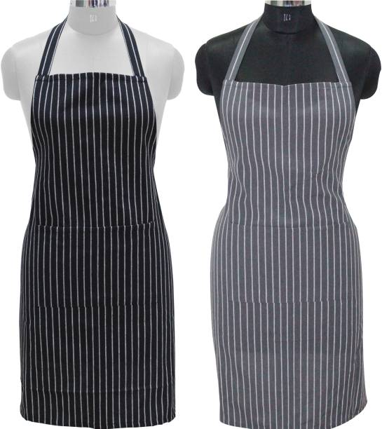 Oasis Cotton Home Use Apron - Free Size