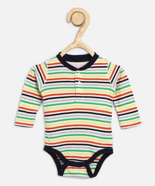 GAP Baby Boys Multicolor Bodysuit