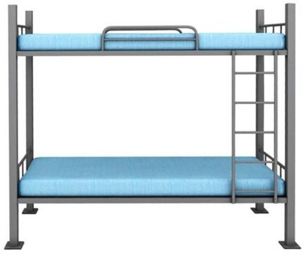 Vibrant Interior Metal Bunk Bed