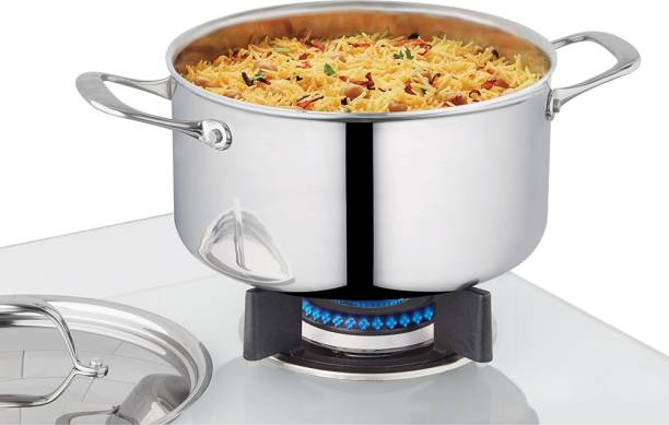 BOROSIL Cookfresh Five-ply Cook and Serve Casserole