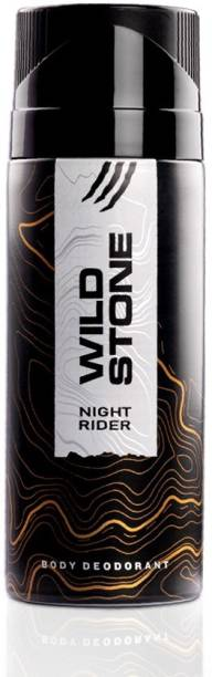 Wild Stone Night Rider Deodorant Spray  -  For Men