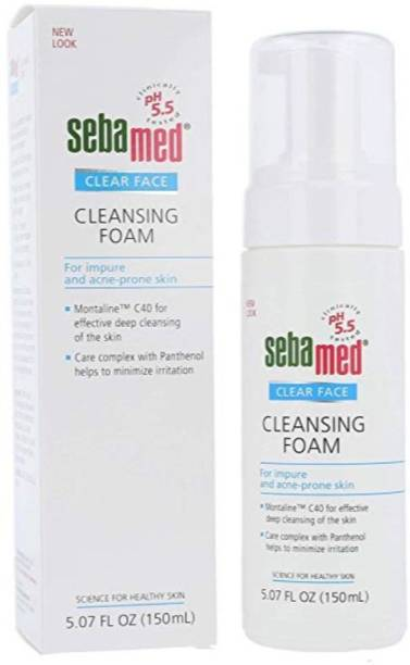 Sebamed Clear Face Foam  Pack 1 Face Wash