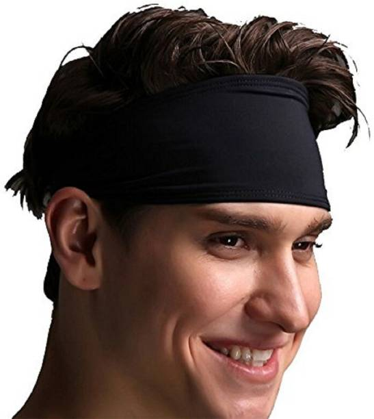 BISMAADH Sweat Absorbent Headband for Men Fitness Band