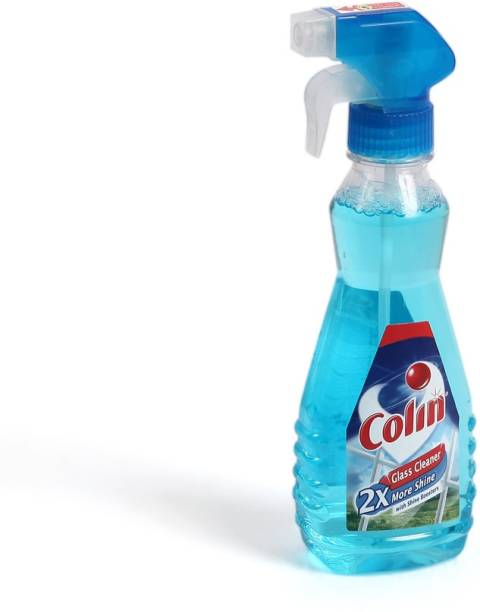 colin 250 ml glass and household cleaner with 2x shine boosters