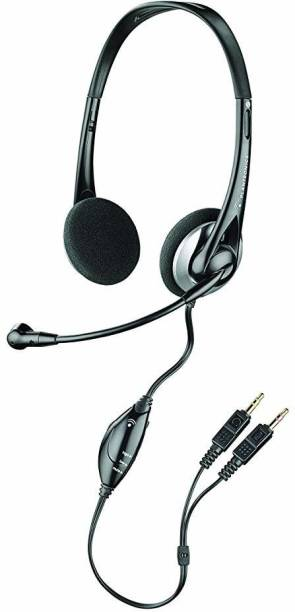 PLANTRONICS Audio 326 Stereo PC Headset Wired Headset