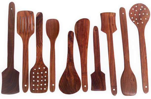 Triple S Handicrafts Wood Ladle