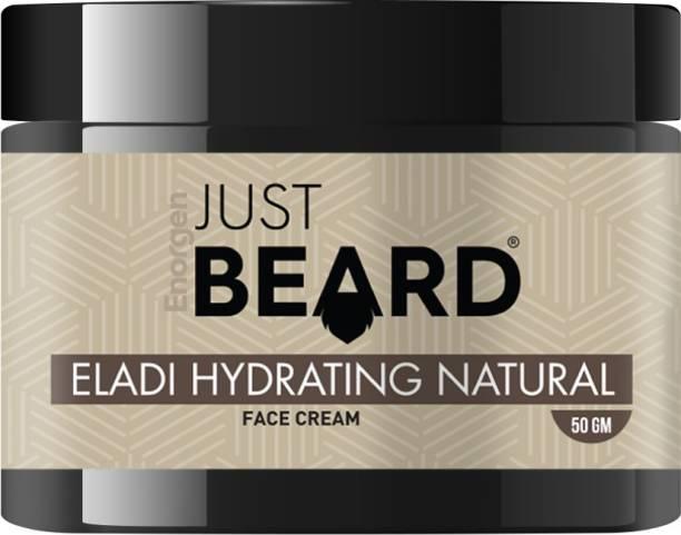 Enorgen JUSTBEARD Natural Ayurveda Eladi Hydrating Ayurvedic Day Cream