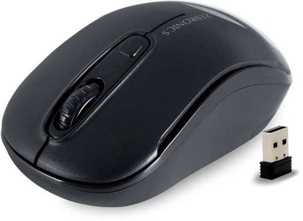 ZEBRONICS ZEB-DASH Wireless Optical Mouse  with Bluetooth