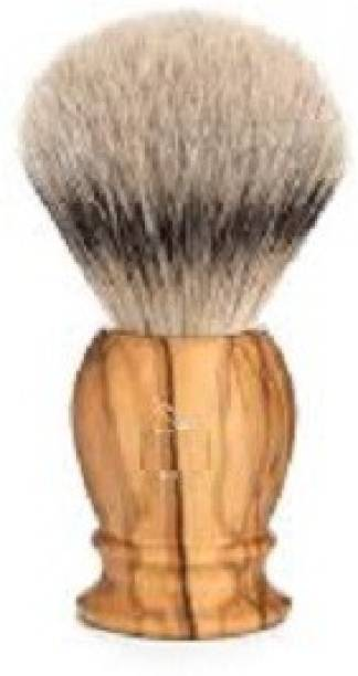 Quality BIt Wooden Handle Smooth and Soft Bristle  For Men & Boys-6 Shaving Brush