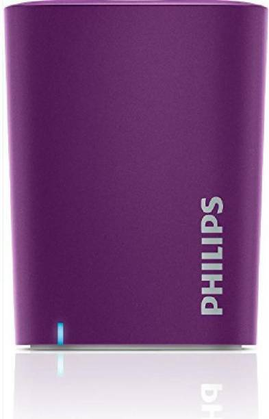 PHILIPS BT100V/27 Wireless Mini Portable Bluetooth Speaker 2 W Bluetooth Speaker
