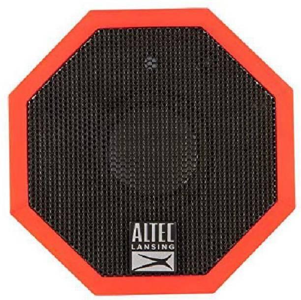 ALTEC LANSING iMW375 Solo Jacket Bluetooth Speaker, Red Bluetooth Speaker