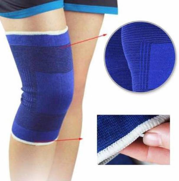 infinitydeal ZA71 knee support For Joint Pain & Arthritis Relief Knee Support (blue) Knee Support