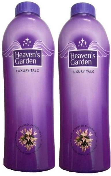 Heavens Garden Luxury Twin Pack