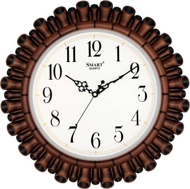 SMART Analog 37 cm X 37 cm Wall Clock