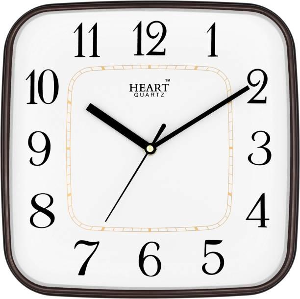 Heart Quartz Analog 26 cm X 26 cm Wall Clock