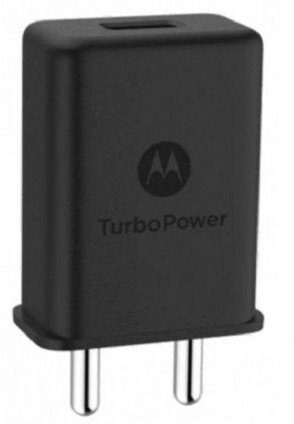 MOTOROLA turbo charger 3 A Mobile Charger with Detachable Cable