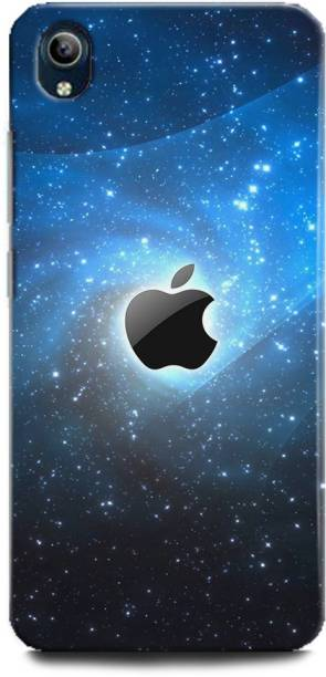 BARMANS Back Cover for Vivo Y91i / Apple Logo, Apple, Iphone, Appple Phone, Iphone 11