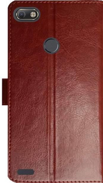 MYSHANZ Flip Cover for Tecno Camon iSky (In 2)
