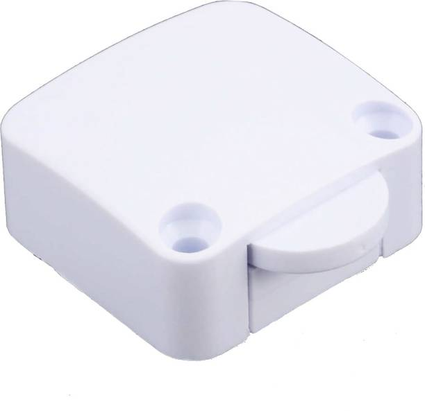 Ascension Wardrobe/Door Plastic Auto Switch Self-Resetting/Normally Closed Switch/Wardrobe/Cupboard/Sliding Switch (Small) (1) 3 A One Way Electrical Switch