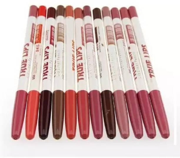 RP Mn True lips lip liner pencils (white)