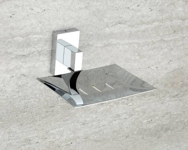 iSTAR Premium Design Stainless Steel Soap Holder/Soap Dish/Bathroom Soap Stand/Bathroom Accessories(Chrome Finish)