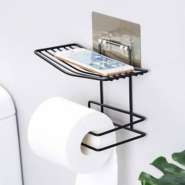 Gabani fashion Bathroom Tissue Holder Cast Iron Toilet Paper Holder