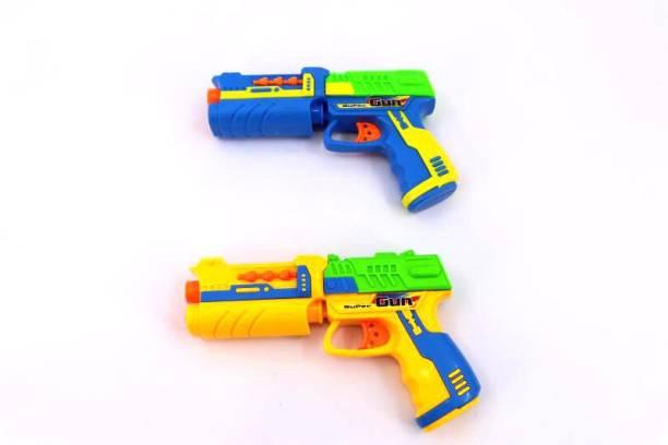 CHHOTA BHEEM Super Striker Toy gun Guns & Darts